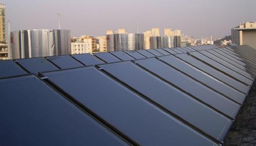 安装太阳能热水工程的规范流程